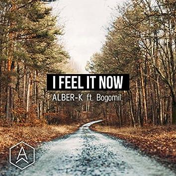 I Feel It Now (feat. Bogomil)