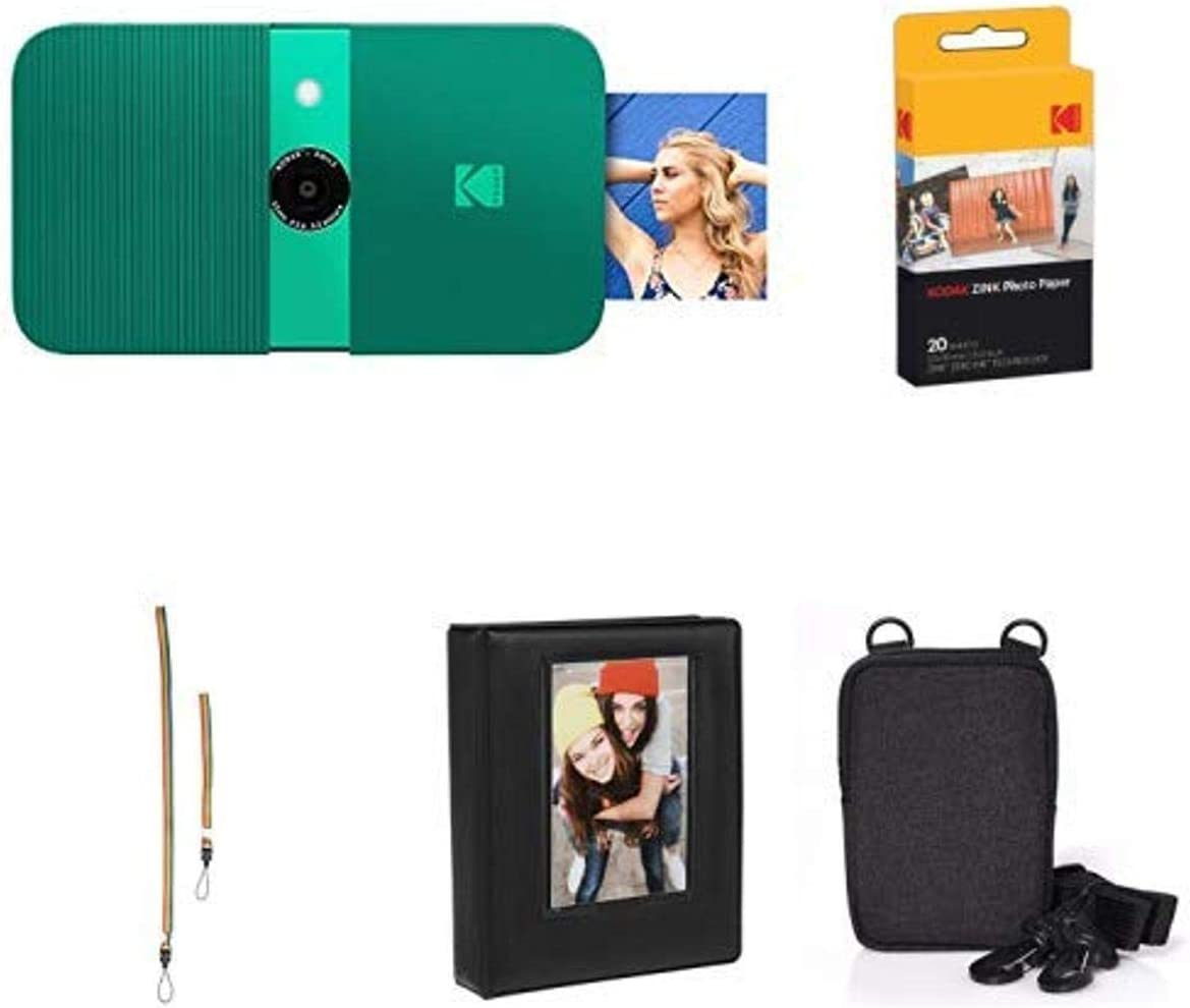KODAK Smile Instant Outlet sale feature Dedication Print Digital Pape with Green Camera Extra