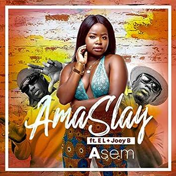 Asem (feat. Joey B, El)