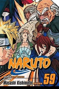 Naruto, Vol. 59: The Five Kage (Naruto Graphic Novel)