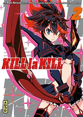 Kill la kill - Tome 2