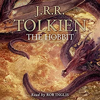 The Hobbit                   De :                                                                                                                                 J. R. R. Tolkien                               Lu par :                                                                                                                                 Rob Inglis                      Durée : 11 h et 2 min     37 notations     Global 4,7