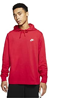 Nike Men's NSW Club Pullover Hoodie Jersey