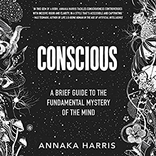 Conscious audiobook cover art