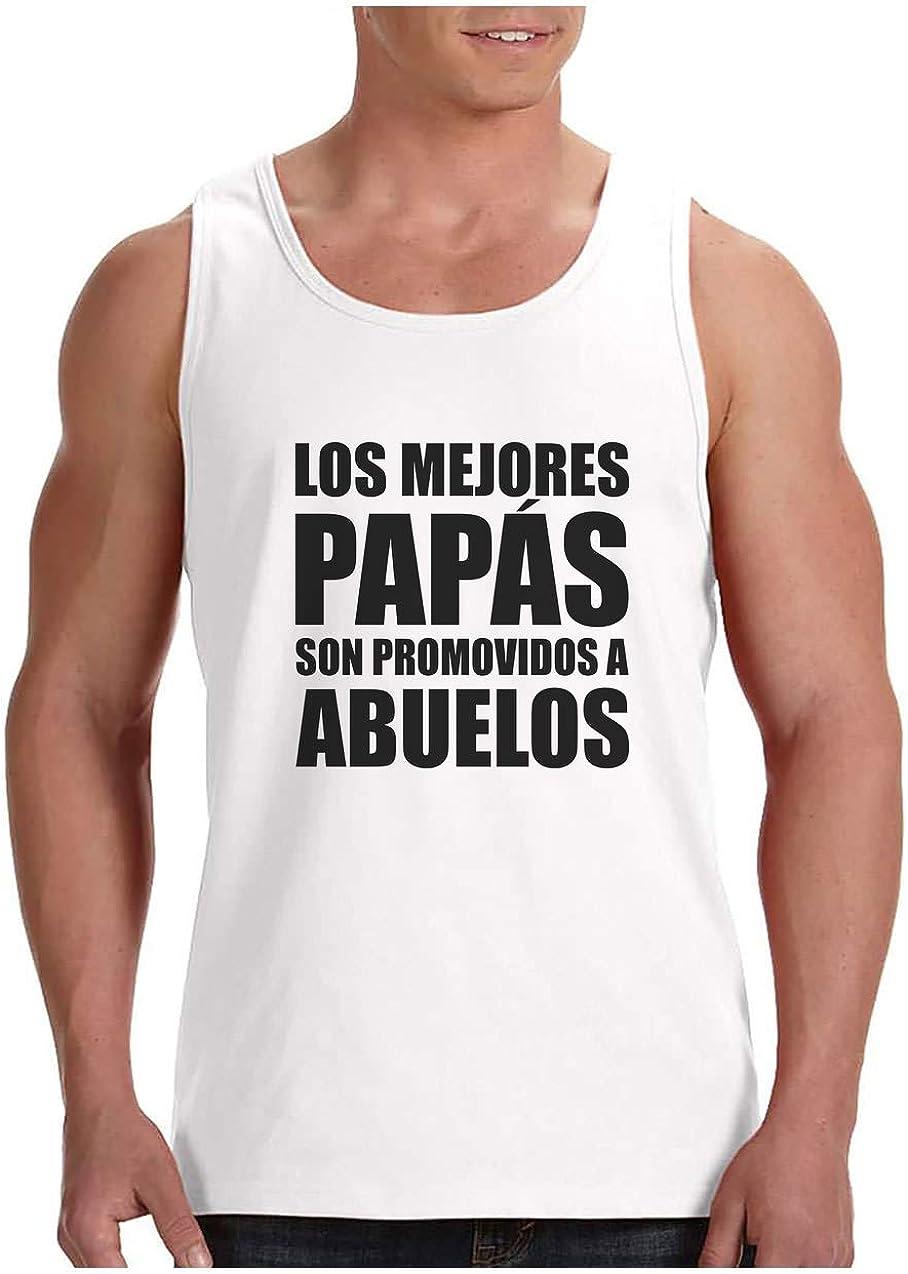para Pap/á en el D/ía del Padre Green Turtle Camiseta de Tirantes Hombre Si Pap/á no Puede Nadie Puede