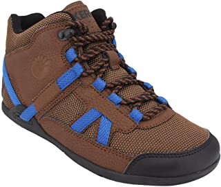 Xero Shoes DayLite Hiker - Women's Barefoot-Inspired Minimalist Lightweight Hiking Boot - Zero Drop Trail Shoe