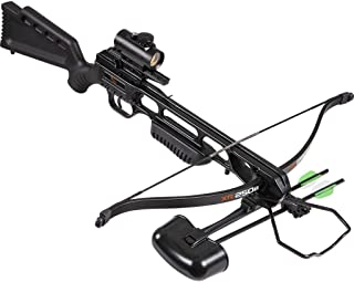 Wildgame Innovations XR250B Crossbow - Shoots 250 Feet Per Second, Quiver, 2-18
