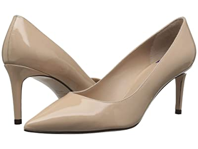 Stuart Weitzman Leigh 70mm Pump (Cafe Cristal) Women