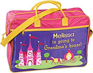 Personalized Child Going to Grandma's Tote