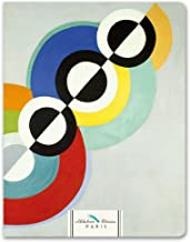Alibabette Editions Paris Rythme by Delaunay Exercise Notebook, 64 Pages, 8.75 by 6.75
