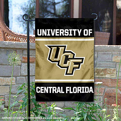 College Flags & Banners Co. Central Florida Knights Garden Flag