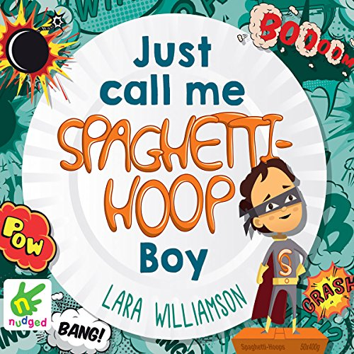 Just Call Me Spaghetti-Hoop Boy cover art