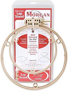 "Morgan Lap Stand Combo 7"" & 10"" Hoops"