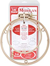 "Morgan Lap Stand Combo 7"" & 10"" Hoops"