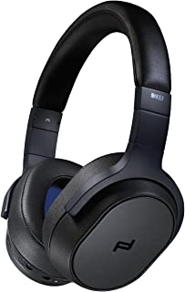 KEF SP3988BA Porsche Design Space One Wireless Bluetooth Over Ear Headphone, Black
