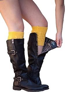 Best mustard boot socks Reviews