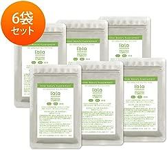 【お得な6袋セット 約6ヶ月分】5-アミノレブリン酸リン酸塩(ALA)配合サプリ ララ・ソロモン インナービューティーサプリ ALA + 亜鉛