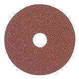Mercer Industries 301050 discos de fibra de óxido de aluminio de grano 50 (25 unidades)