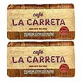 Cafe La Carreta Espresso Coffee 10 oz Miami Cuban-style Espresso