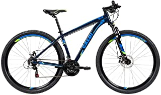 Bicicleta Mtb Caloi Azul Aro 29 com 21 Velocidades