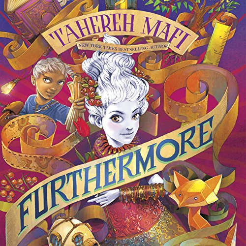 Furthermore audiobook cover art
