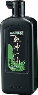 呉竹 墨汁 超濃墨 乾坤一滴 500ml BB28-50