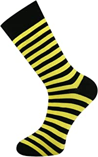 Mysocks Colourful Stripe and Design Men Socks