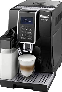 DeLonghi ECAM 356.57.B Dinamica Kaffeevollautomat Schwarz