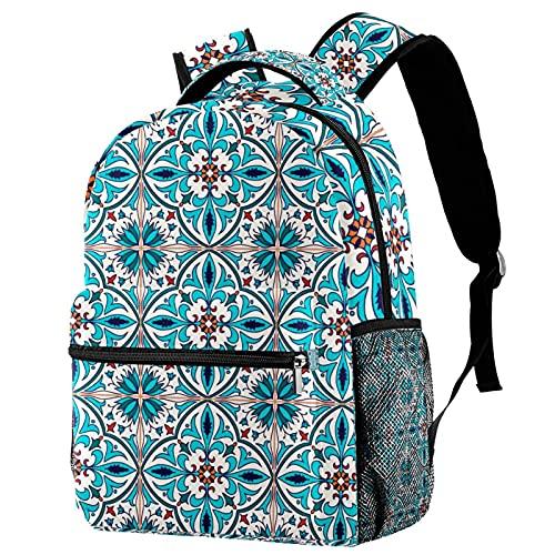 delayer Mochila de viaje unisex De colores Mochila para portátil al aire libre de moda mochilas para niños y niñas