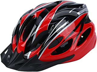 Cycling Bike Helmets Bicycle Rode MTB Mens Ladies Adjustable Safety Helmet O6H2