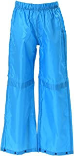キッズアンドコー 子供用 レインパンツ 全2色 全5サイズ ターコイズ 130 125~135cm 03001062