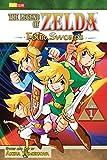 LEGEND OF ZELDA GN VOL 06 (OF 10) (CURR PTG) (C: 1-0-0) (The Legend of Zelda) [Idioma Inglés]: Four Swords - Part 1