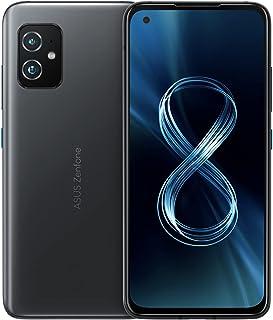 Asus Zenfone 8 5G Dual ZS590KS 128GB 8GB RAM Factory Unlocked (GSM فقط | لا CDMA - غير متوافق مع Verizon/Sprint) الإصدار ا...