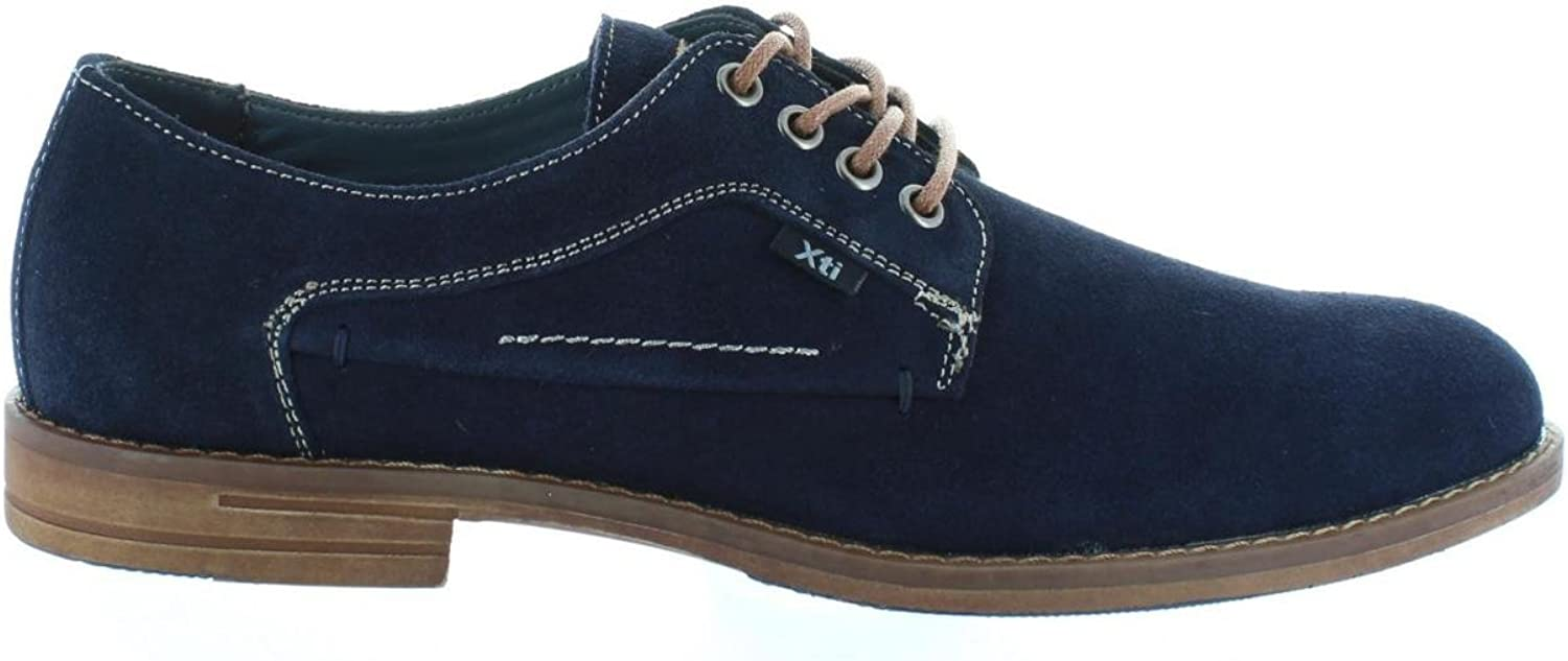 XTI Men shoes 45997 Serraje Navy