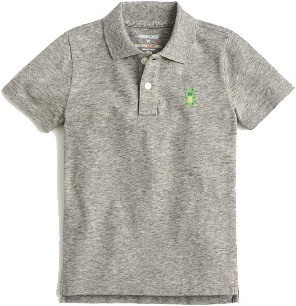 Kid Made Modern Short Sleeve Candy Critter Polo - Ages 8