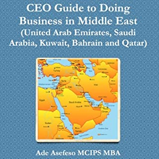 Ceo Guide To Doing Business In Middle East Titelbild