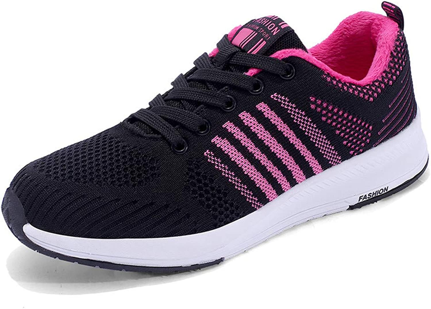 Womens Men Mesh Running shoes Gym Casual Sports shoes Tennis Walking shoes Air Trainers Fitness Flats Athletic Competition Sneakers