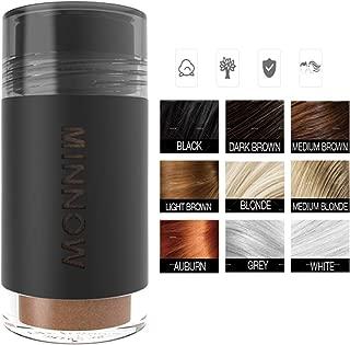 New Arrival MINNOW Hair Building Fibers,Keratin Hair Fibers Hair Loss Concealer For Thinning Hair Powder Volumizing Based,16grams/0.56oz (LIGHT BROWN)