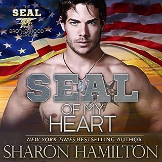 SEAL of My Heart: A SEAL Brotherhood audiobook cover art