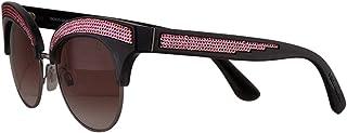 9d9575c38187 Dolce & Gabbana DG6109 Sunglasses Grey Gunmetal w/Pink Gradient Lens 50mm  31238D DG 6109