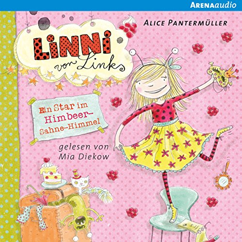 Ein Star im Himbeer-Sahne-Himmel audiobook cover art