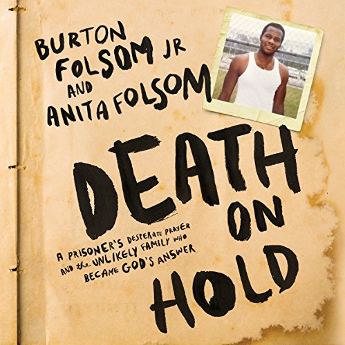 Death on Hold audiobook cover art