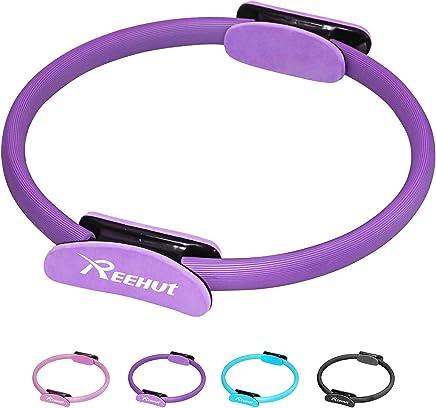 38 cm FA Sports Saturnio Pilates-Ringe Violett