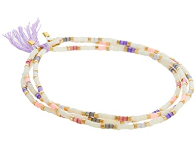 SHASHI The Gang Bracelet (Blanche) Bracelet