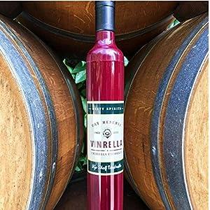 Vinrella Bottle Umbrellas (Wine Bottle, Reserve Burgundy)