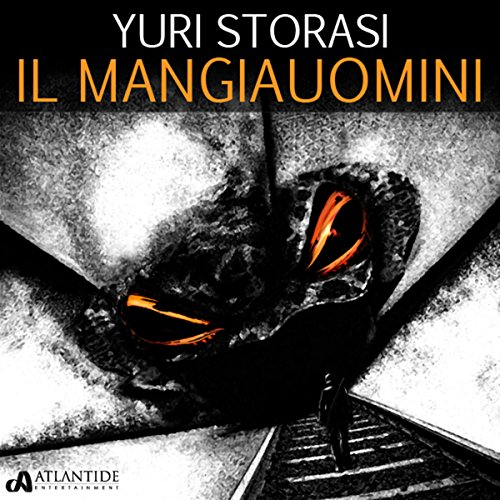 Il Mangiauomini audiobook cover art