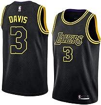 Ruimao Men's Anthony Lakers #3 Basketball Jersey Davis Jerseys