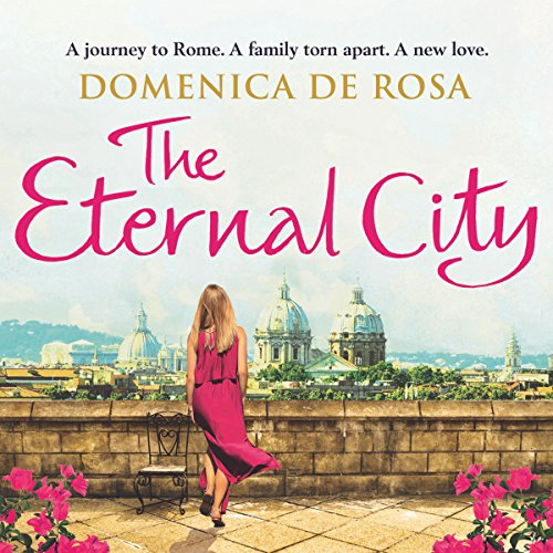 The Eternal City audiobook cover art