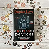 Monstrous Devices: THE TIMES CHILDREN'S BOOK OF THE WEEK