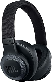JBL Lifestyle E65Btnc Over-Ear Bluetooth Noise-Canceling Headphones - Black, JBLe65Btncblk